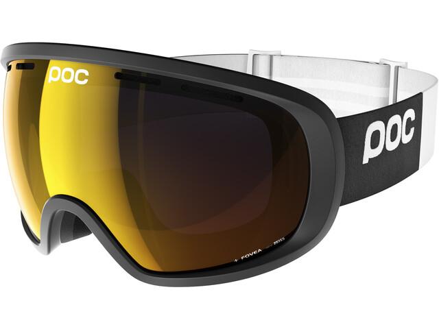 POC Fovea Goggles Uranium Black